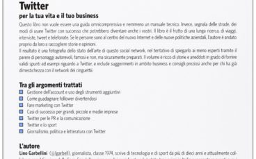 Twitter Per la Tua Vita e il Tuo Business
